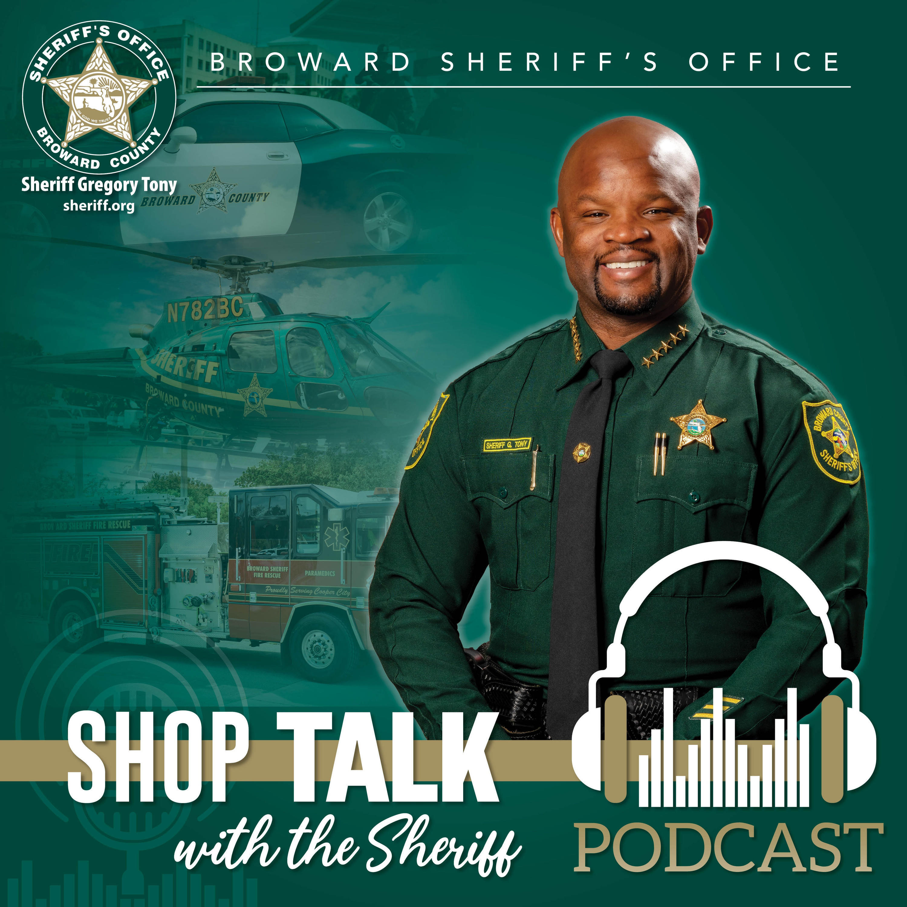 Shop Talk with the Sheriff