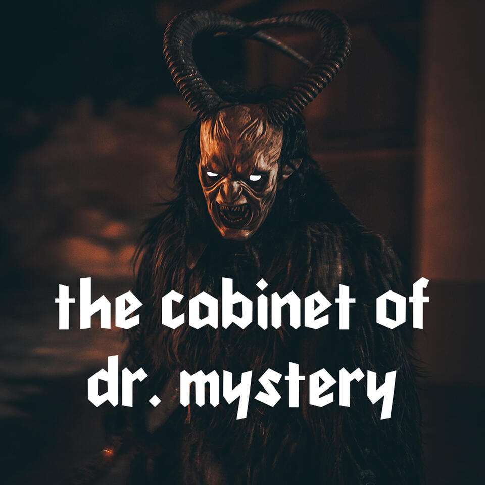 The Cabinet of Dr Mystery