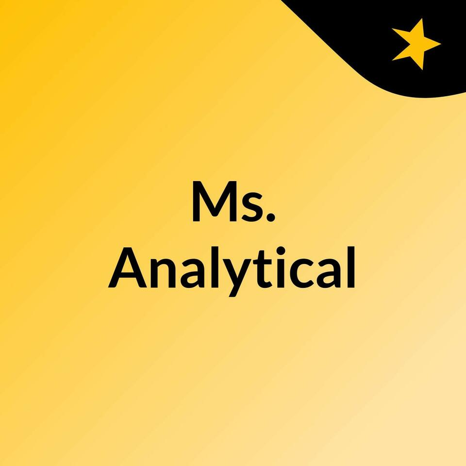 Ms. Analytical