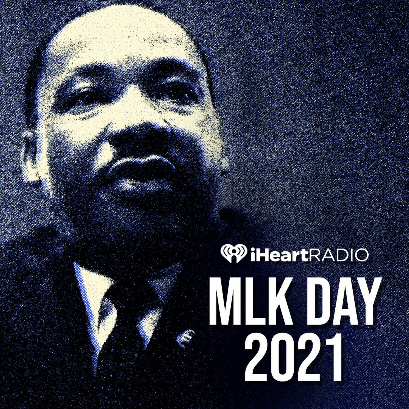 MLK Day 2021 Podcasts