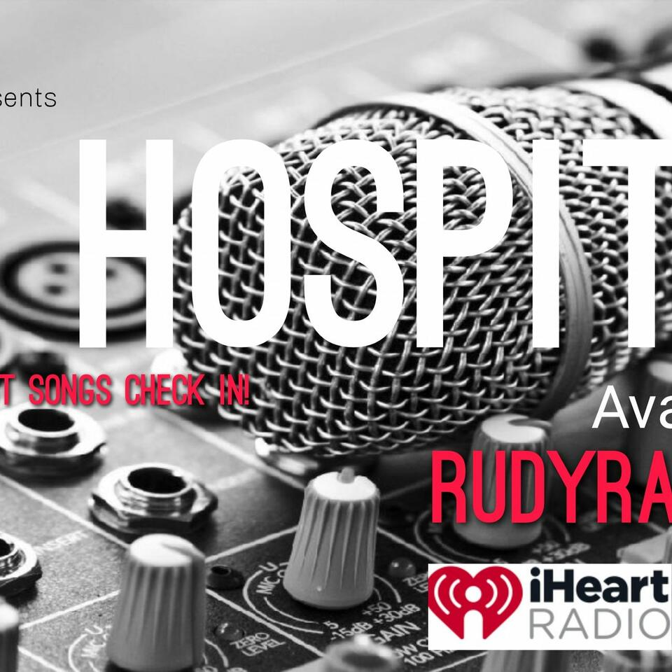 """Rudy Radio Presents: Da Hospital, Only """"THE SICKEST SONGS"""" Come Here!"""