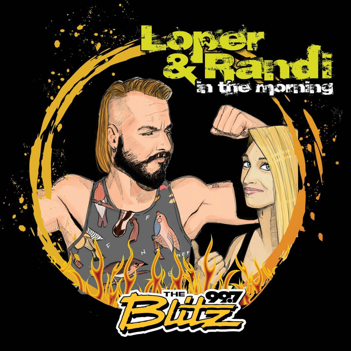Loper & Randi in The Morning