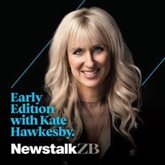 Steve Herman: Biden hits out at Trump, says he is 'part of the problem' - Early Edition with Kate Hawkesby