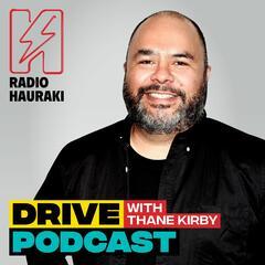 Dave Dobbyn's Hair Troubles, Thanes Haunted House & A Stripper - Hauraki Drive With Thane Kirby