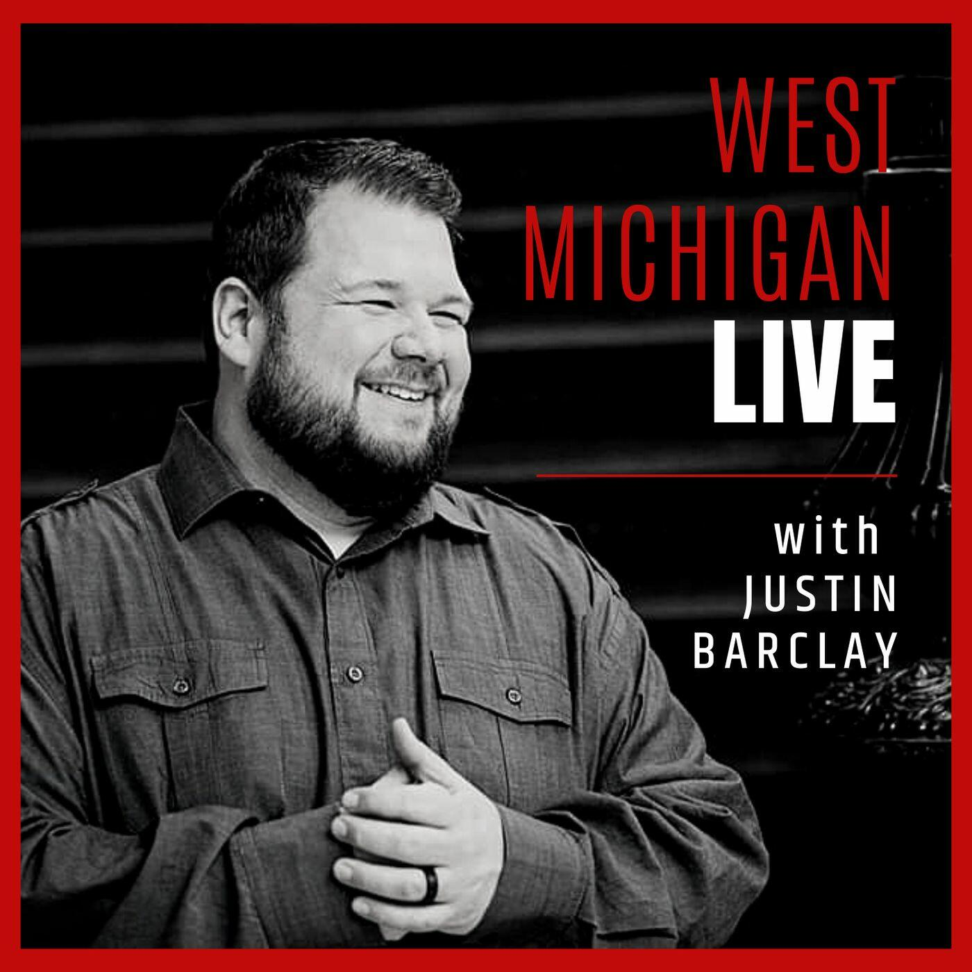 West Michigan Live with Justin Barclay