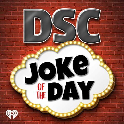 DSC Presents The Joke of the Day