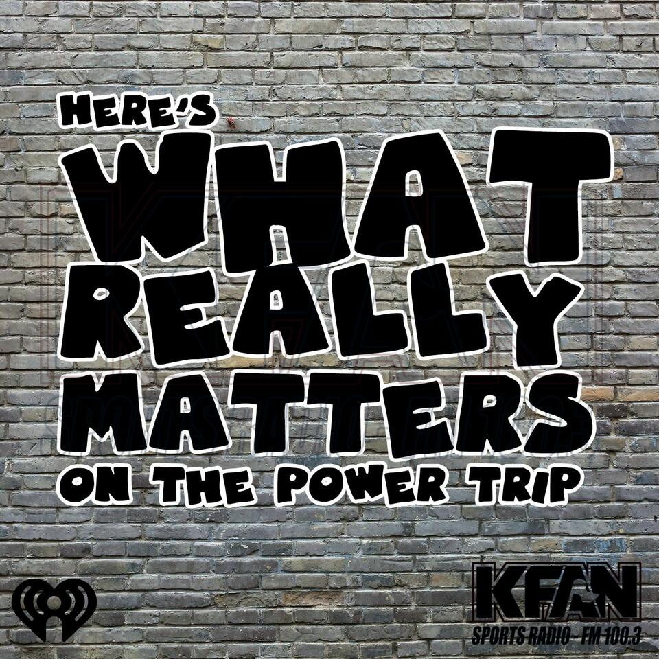 The Power Trip's What Really Matters