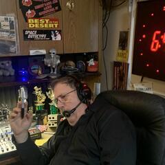 LIVE WTH JOHN RUSSELL(PSYCHIC) - #GLENN LARY'S podcast
