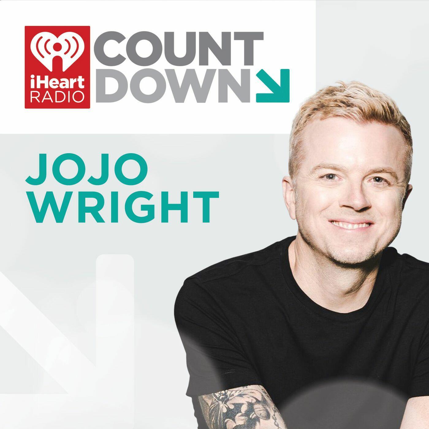 iHeartRadio Countdown w/ JoJo Wright