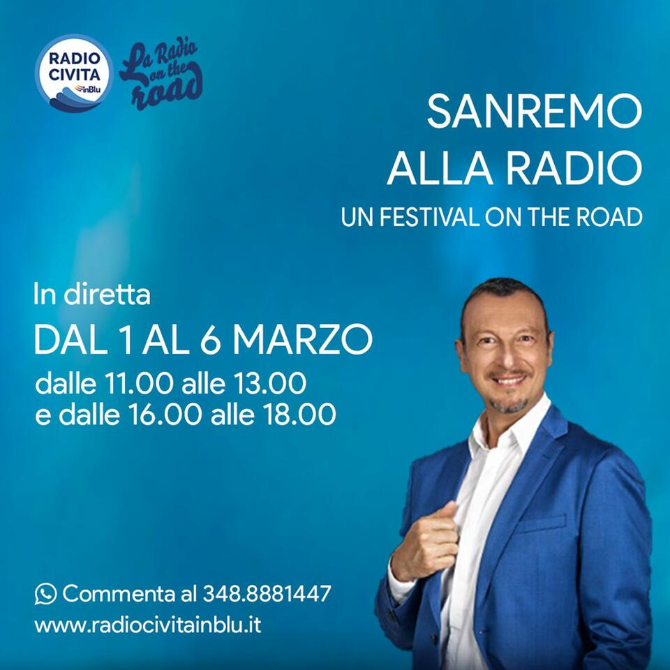 Sanremo alla Radio 2021