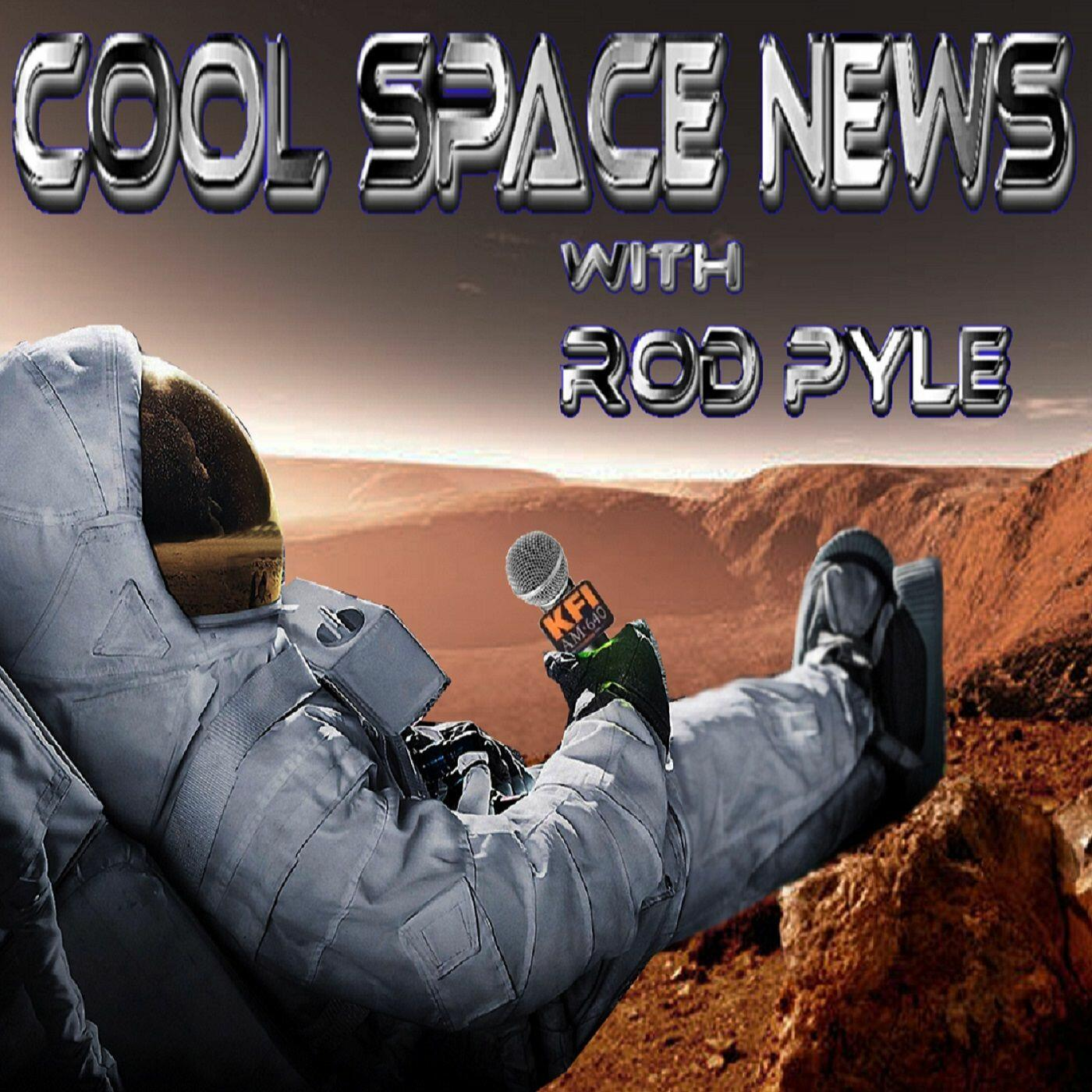 Listen to the Cool Space News with Rod Pyle Episode - The Truth is Out There on iHeartRadio | iHeartRadio