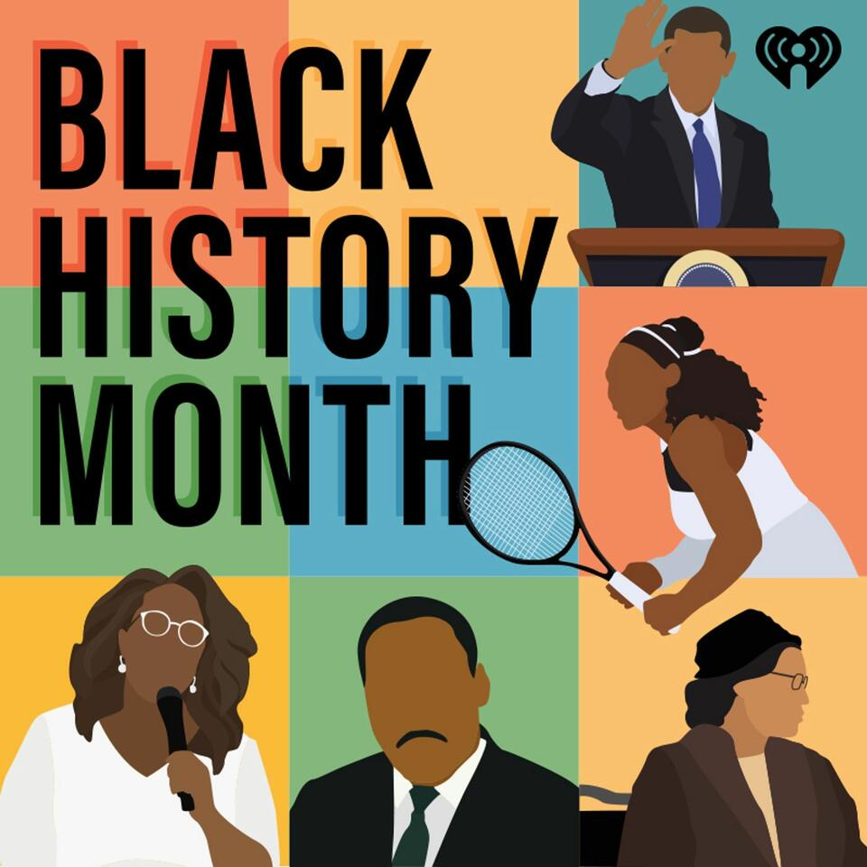 Black History Month Podcasts