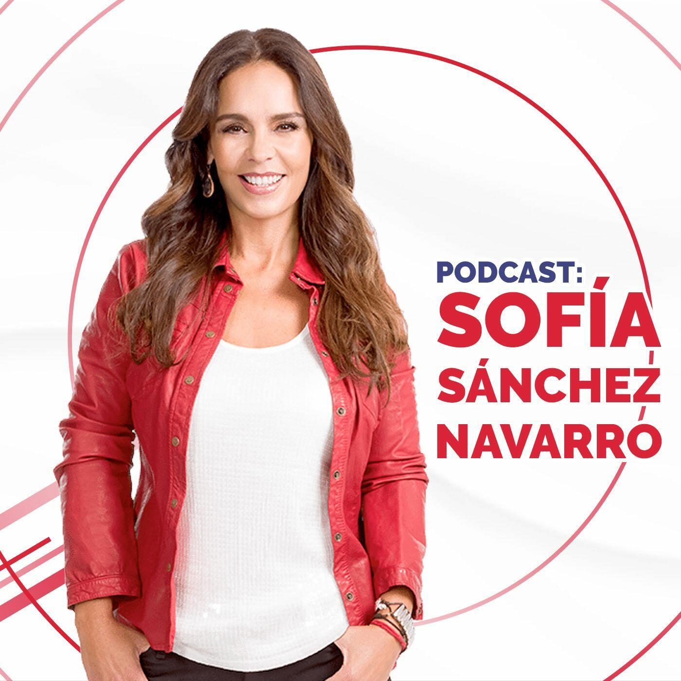 Listen to the Podcast: Sofía Sánchez Navarro Episode - Enamorarse cualquiera, mantenerse enamorado es un trabajo on iHeartRadio | iHeartRadio
