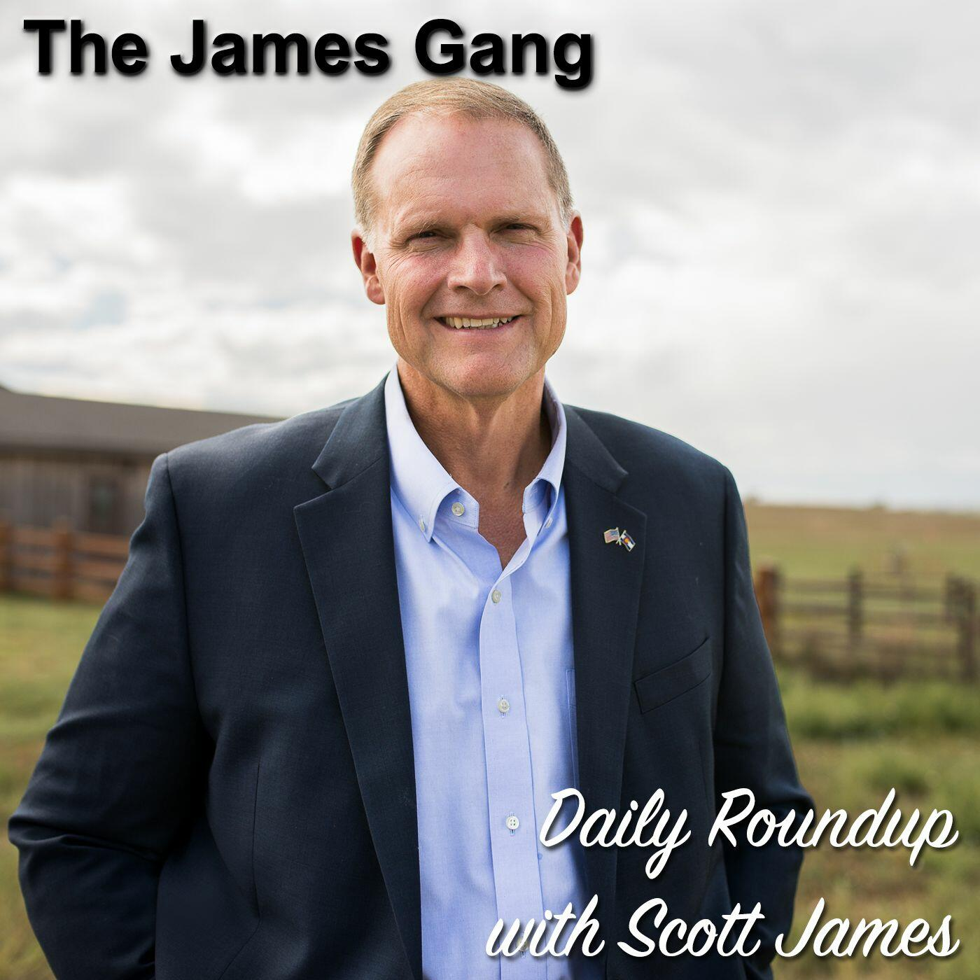 The James Gang Daily Roundup