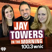 Jay Towers in the Morning 10-12