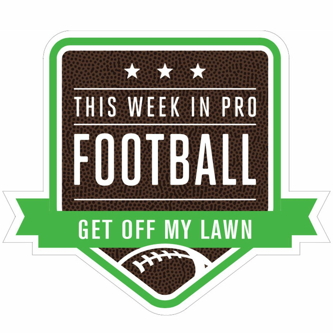 This Week In Pro Football