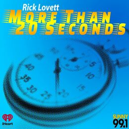 Rick Lovett - More Than 20 Seconds