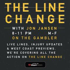 04-26-21 Line Change - Tim O'Keefe - The Line Change w/ Jon Jansen