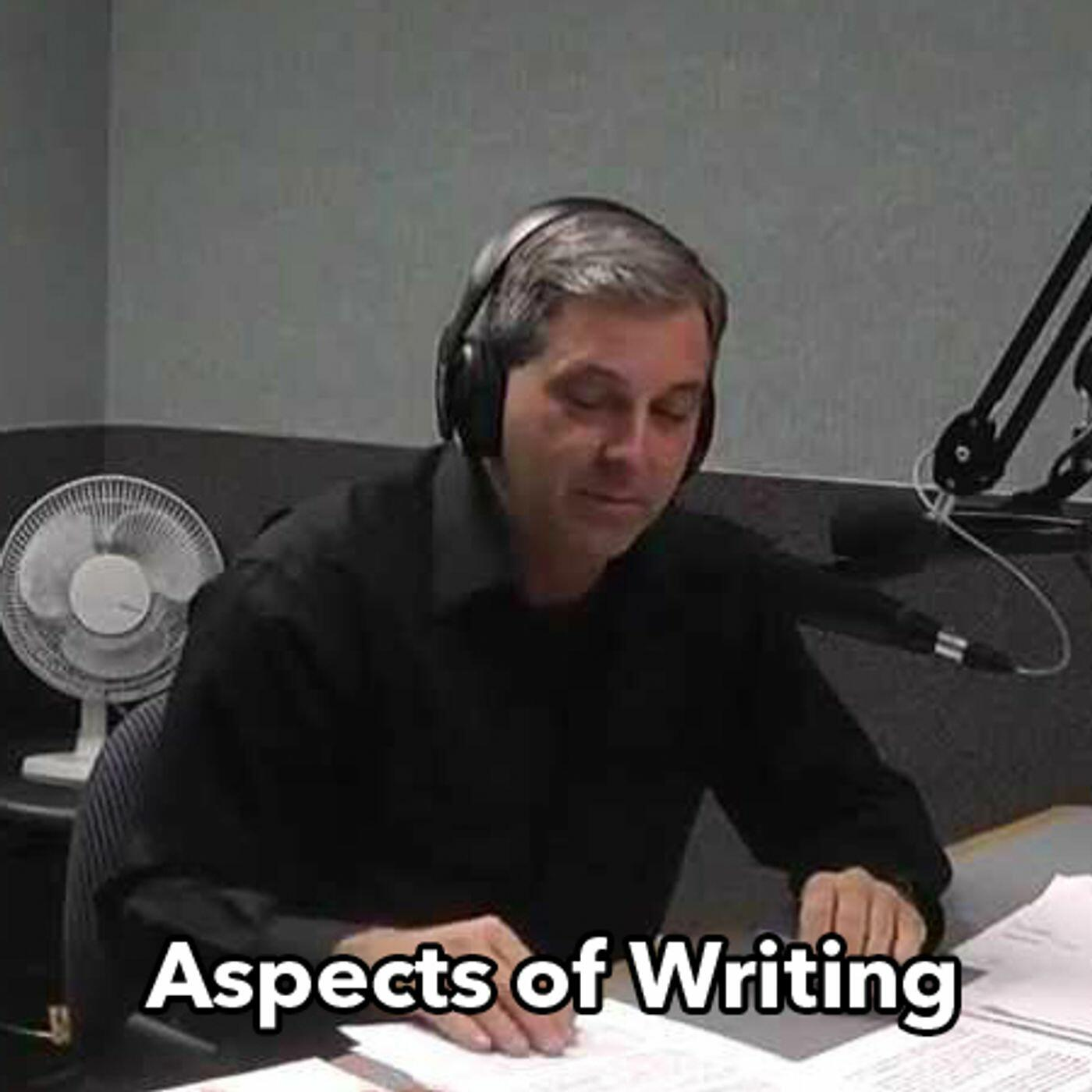 Listen to the Aspects of Writing Episode - Aspects of Writing - Writing an Autobiography and Sensuality on iHeartRadio | iHeartRadio
