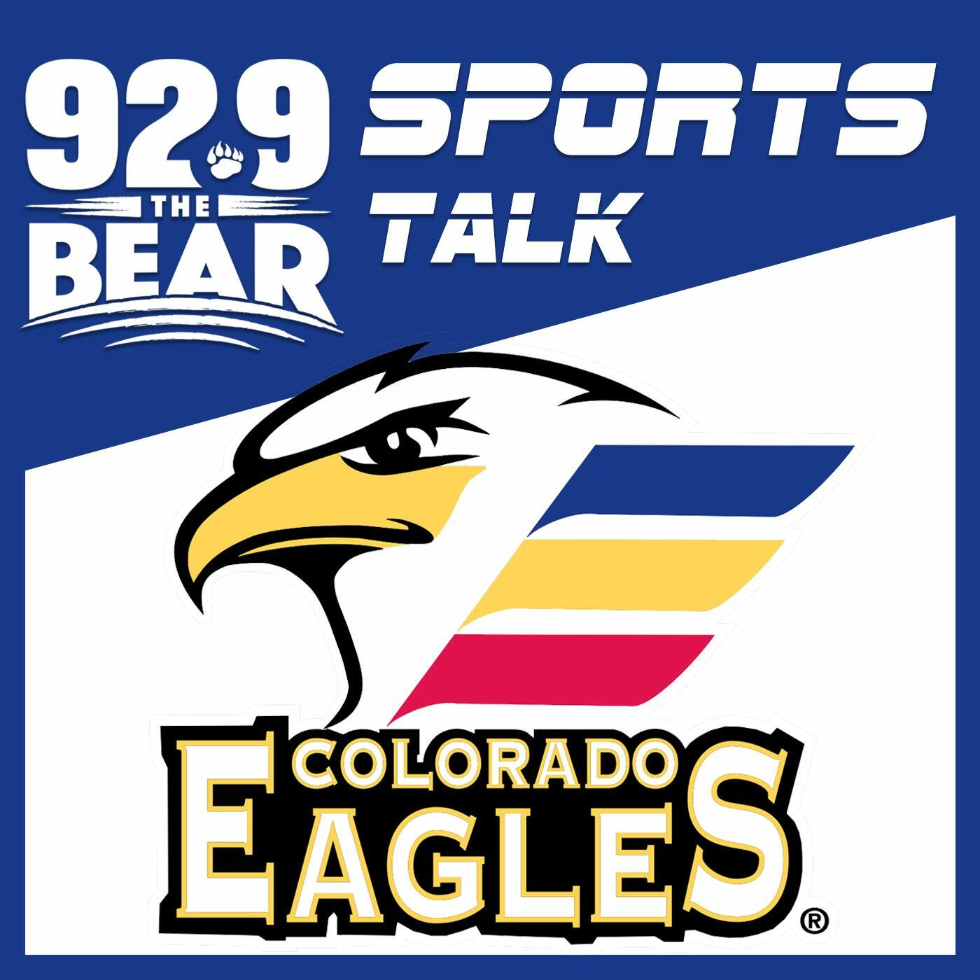 Listen To The Sports Talk With The Colorado Eagles Episode Doc