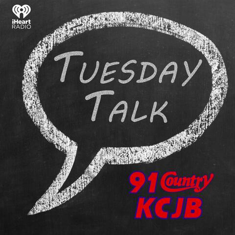 """""""Tuesday Talk"""" with KCJB"""