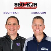 The Husky Honks 11-18 Hour 2: Dave Softy Mahler, Coach Dick Baird and Hugh Millen hear from the Coach Chris Peterson and many others