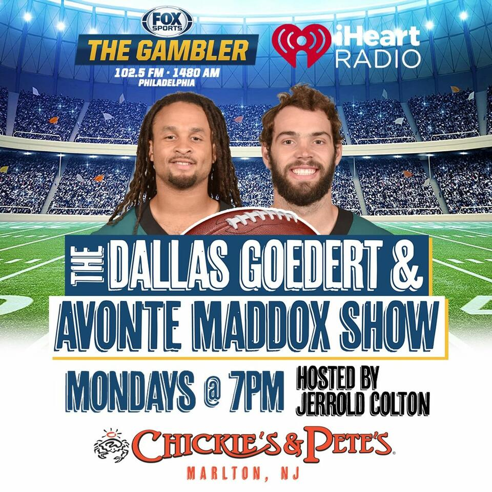 The Players Show With Dallas Goedert & Avonte Maddox Show