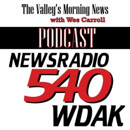 The Valley's Morning News Podcast