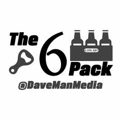 8/15/18 - An interview with Def Leppard guitarist Vivian Campbell plus sleepy mistakes you've made - The 6 Pack with DaveMan