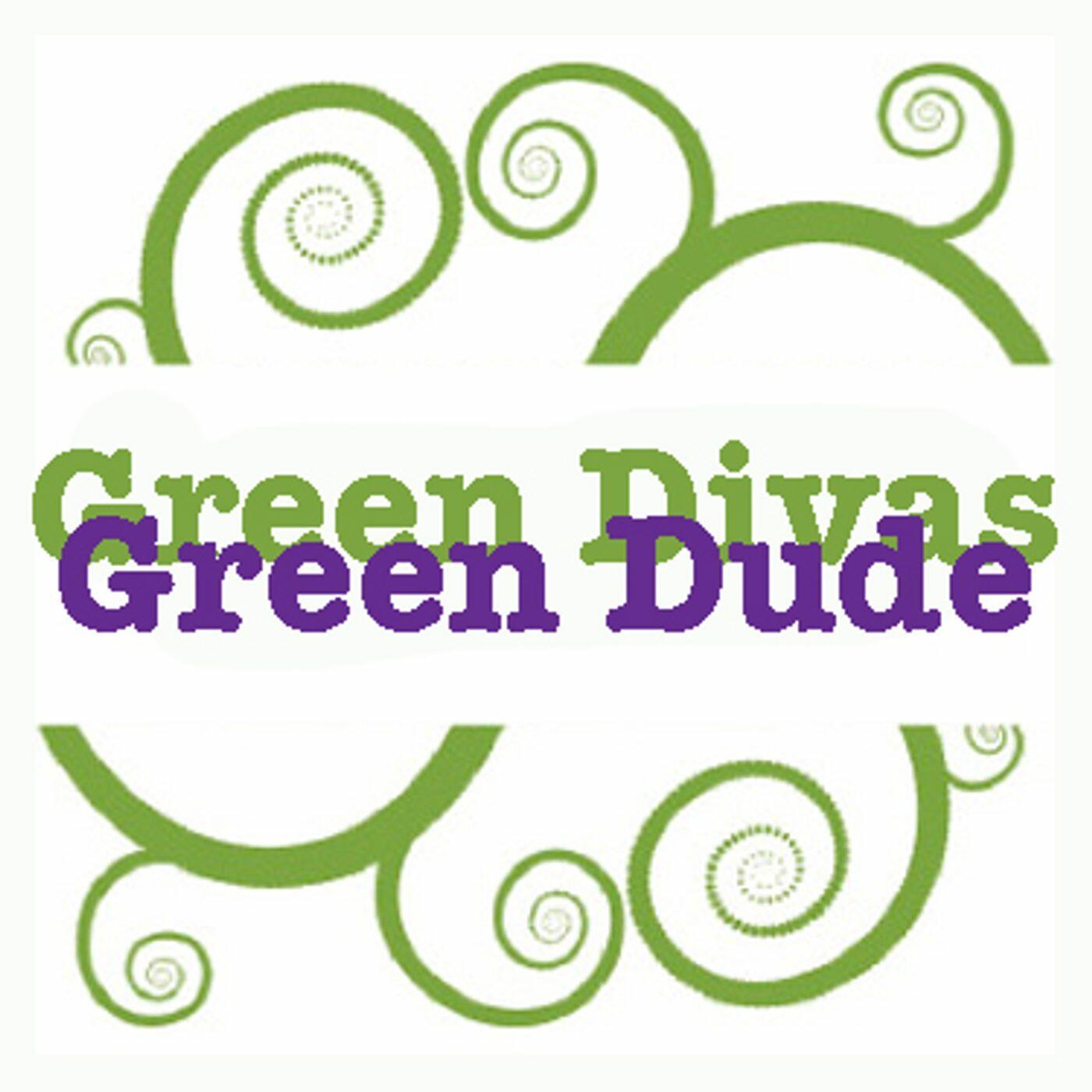 Green Divas: Green Dude Stuff