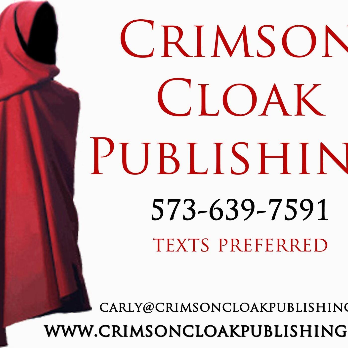 Crimson Cloak Publishing Radio