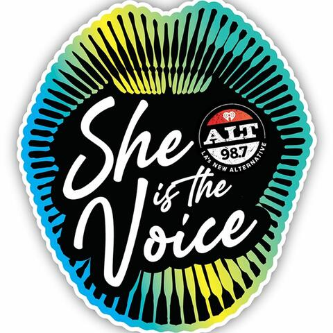 She Is The Voice