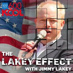 Laffey Joins the show, and the Top Ten Worst Intersections in Northern Colorado - The Lakey Effect with Jimmy Lakey
