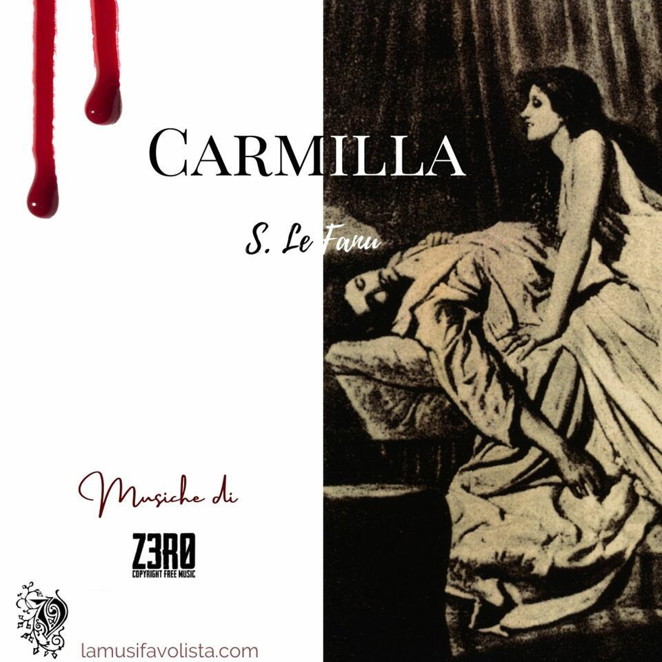 CARMILLA • S. Le Fanu ☆ Audiolibro ☆