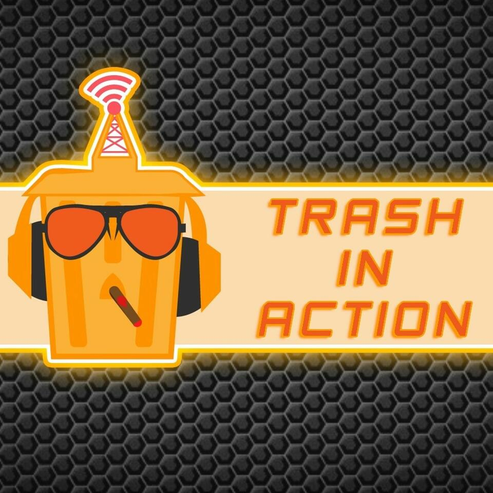 Trash In Action