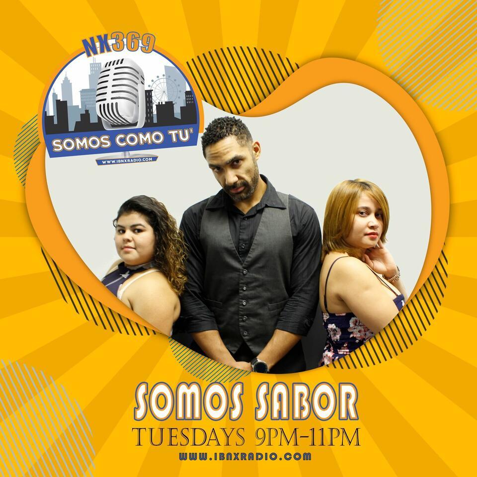 Somos Sabor on IBNX Radio