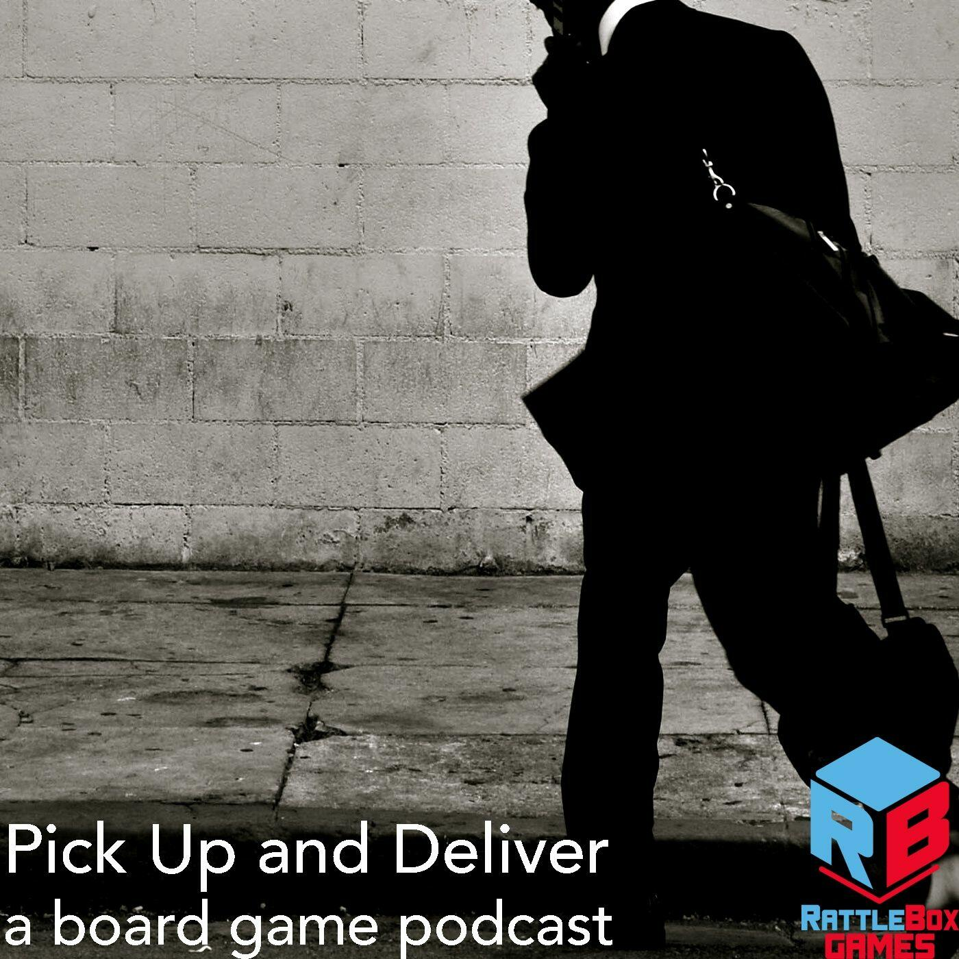 Pick Up and Deliver