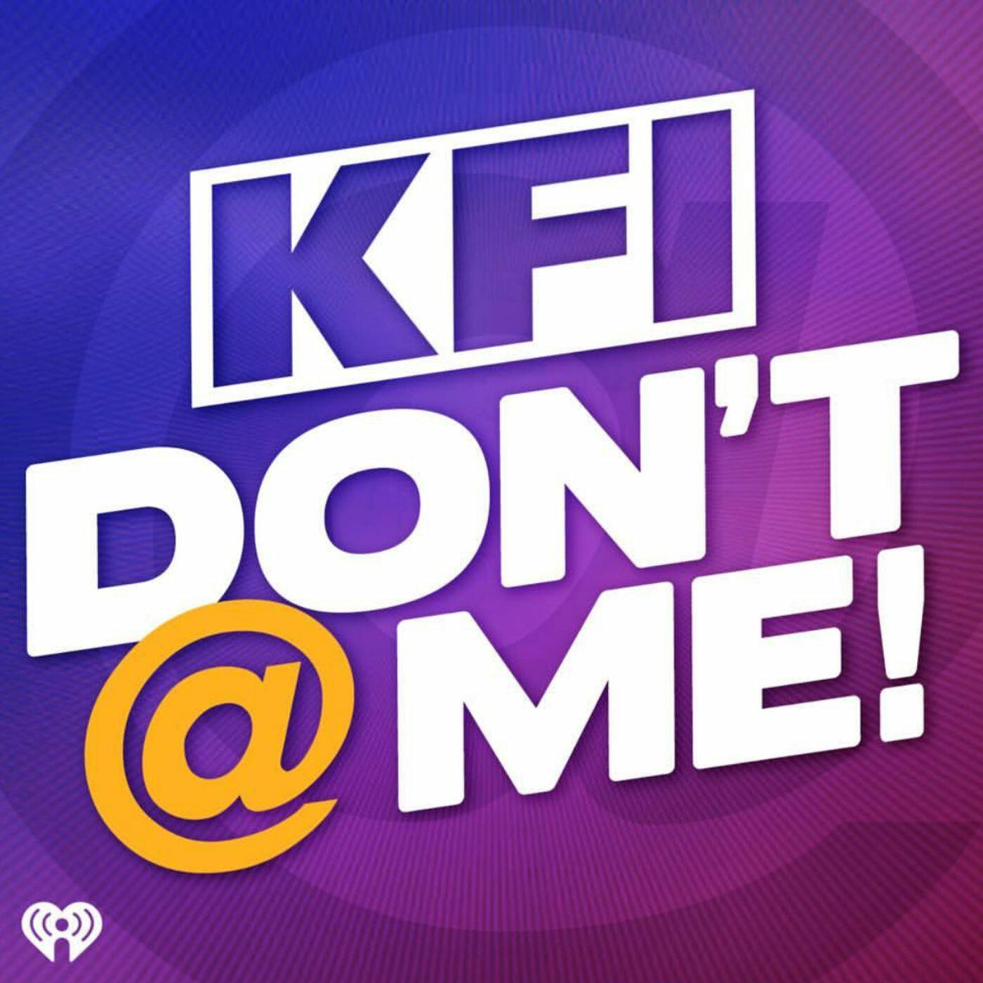 Listen to the KFI Don't @ Me Episode - Ten Years A Milk Man on iHeartRadio | iHeartRadio
