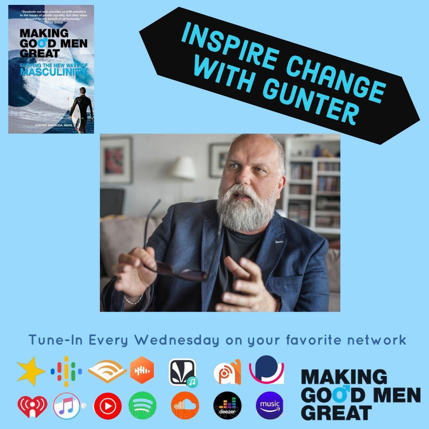 Inspire Change with Gunter