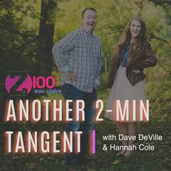 """Another 2-min Tangent"""