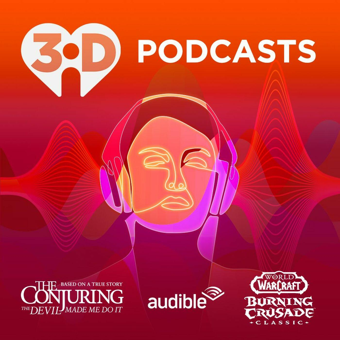iHeart 3D Podcasts