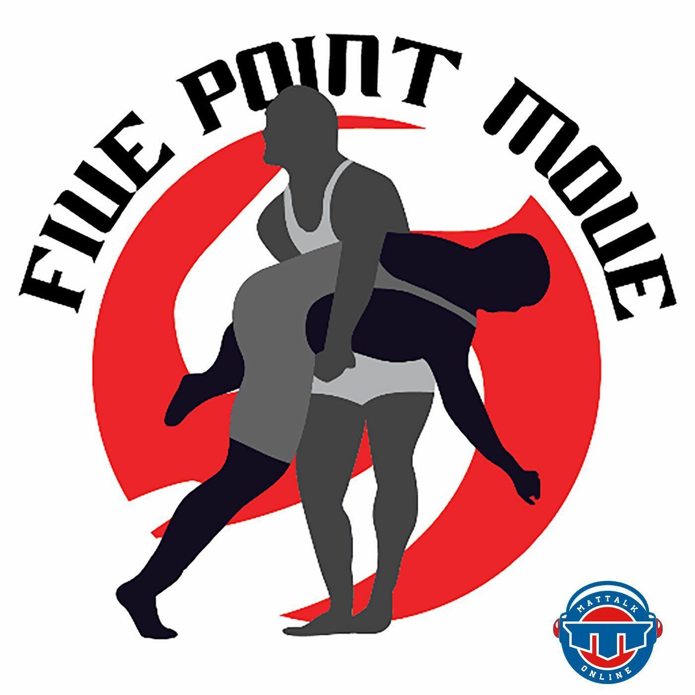 Five Point Move - U.S. Greco-Roman Wrestling