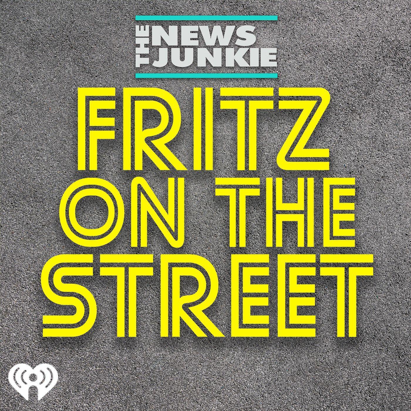 Fritz on the Street