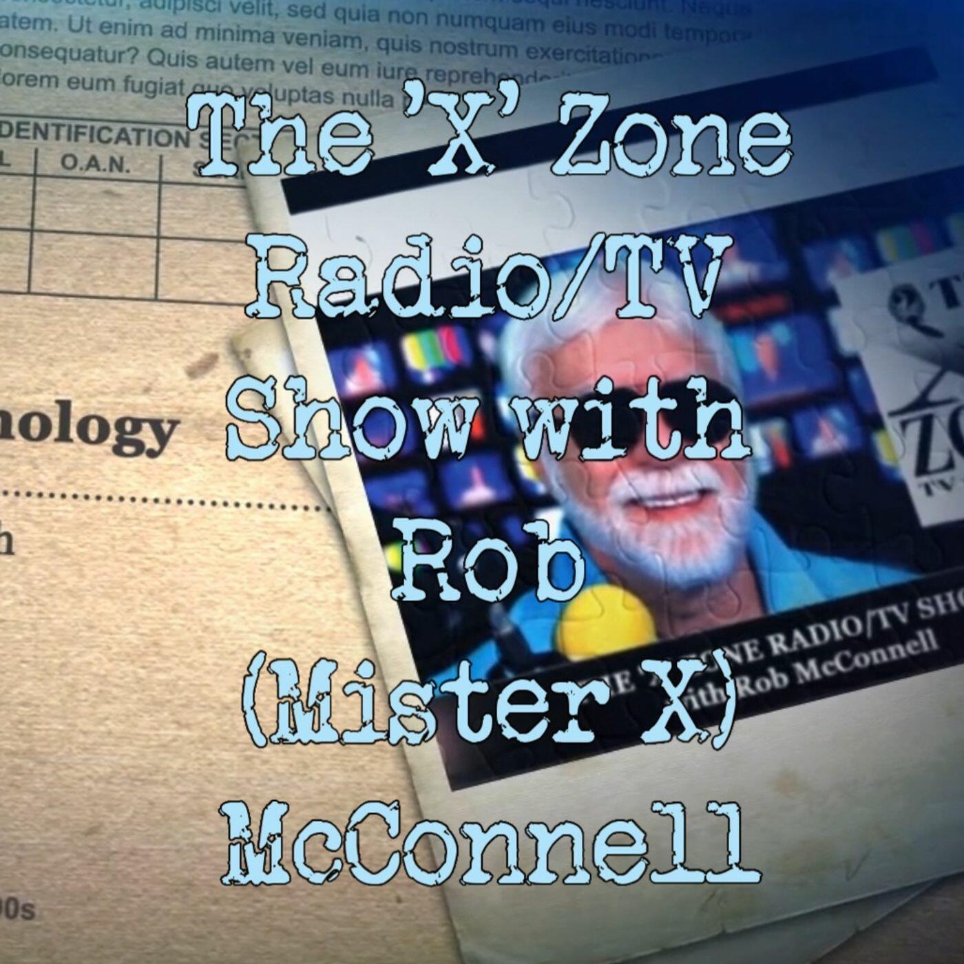 The 'X' Zone Radio Show