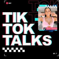 Ep. 7: Choreography *check* with Waiata Jennings - TikTok Talks