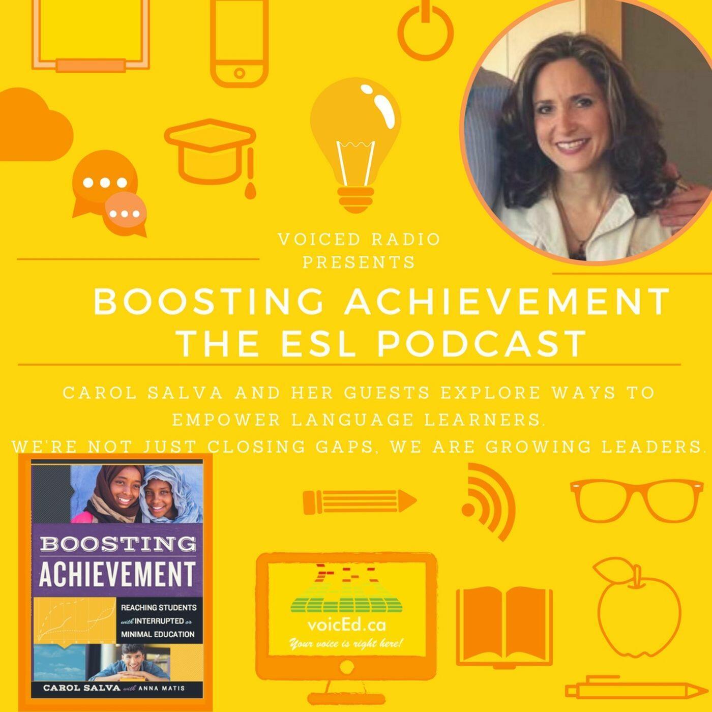 Boosting Achievement: The ESL Podcast
