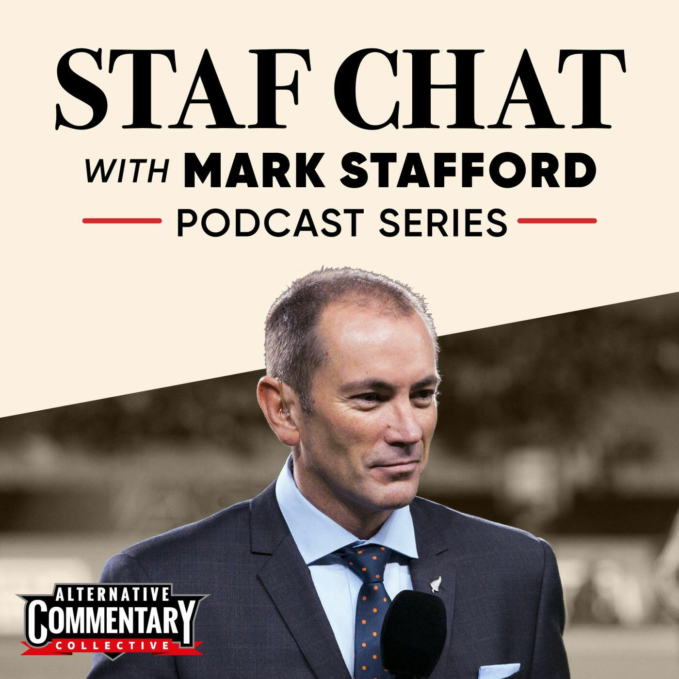 Staf Chat With Mark Stafford