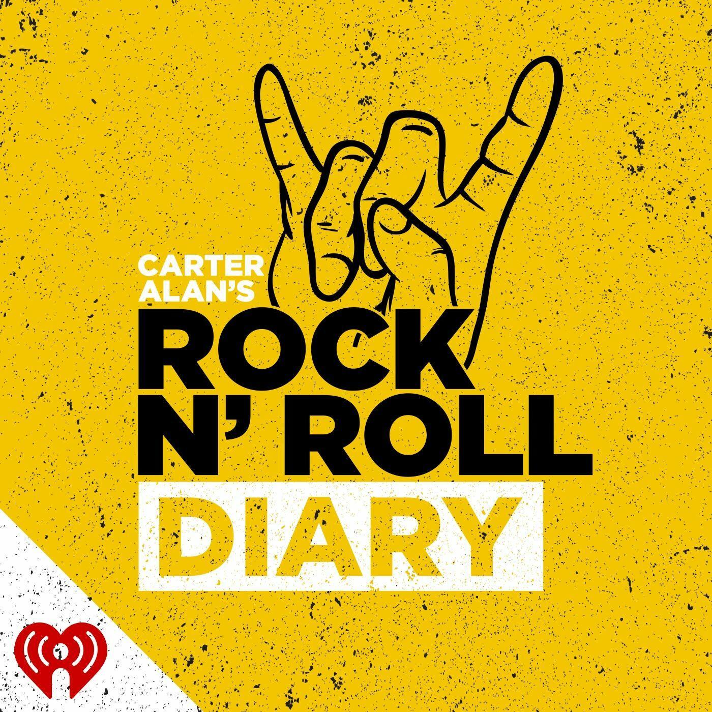 Carter Alan's Rock N' Roll Diary