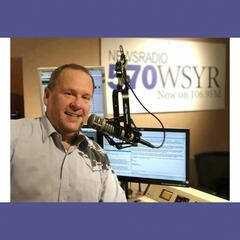 Republican Candidate for Syracuse Mayor Talks Skyline Apartments - Dave Allen Podcast