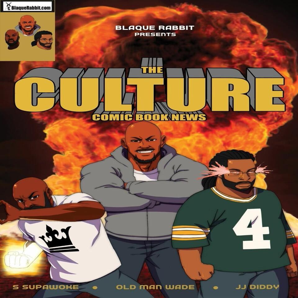 The Culture Comic Book News